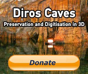 Diros Caves Preservation and Digitisation in 3D